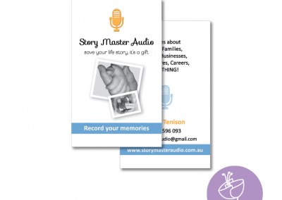 Story Master Audio