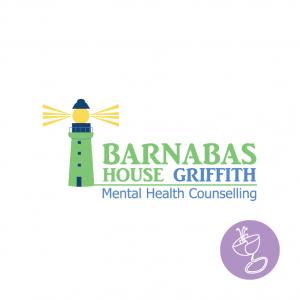 barnabas house logo design by radge design