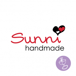 sunni handmade logo design by radge design