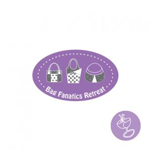 logo design bag fanatics retreat
