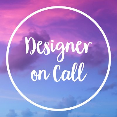 designer on call a graphic designer in your pocket to do your design work for you