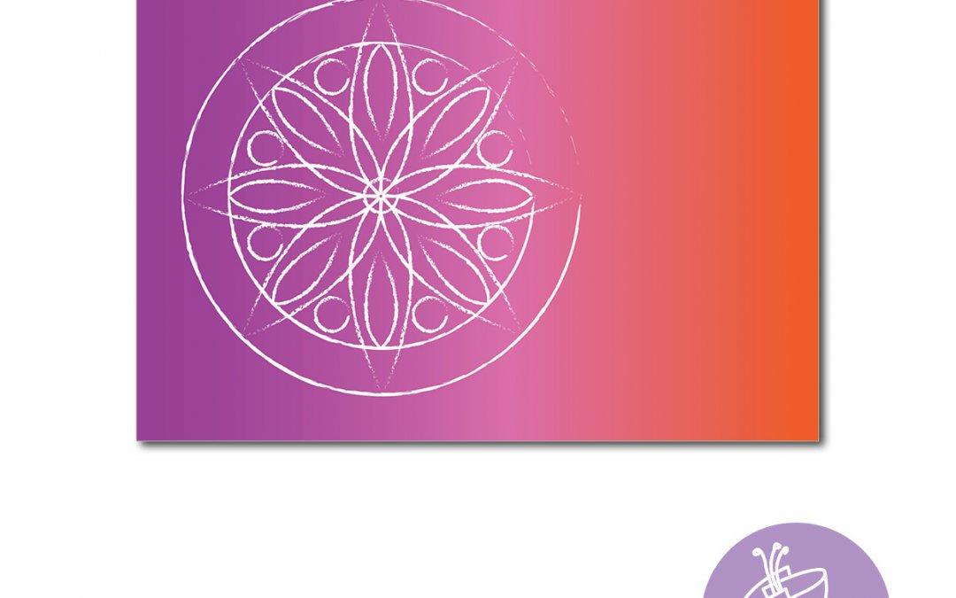 Mandala Fabric Design