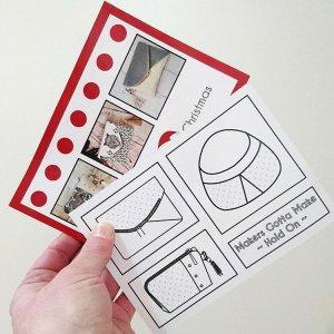 freelance postcard design