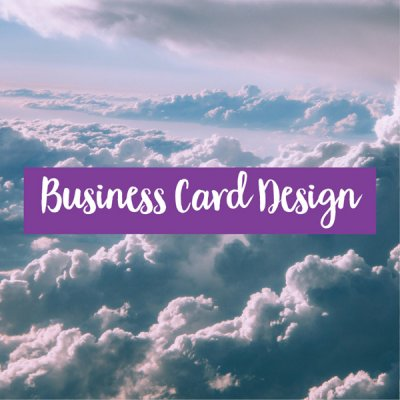 business card design australian businesses