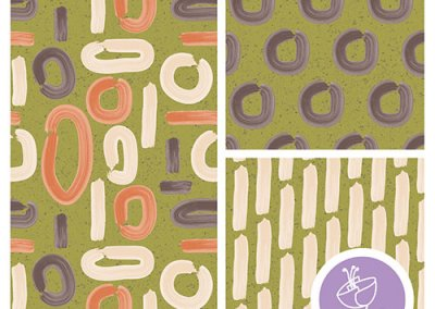 Abstract-Retro-Fabric-Collection