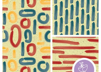 Abstract-Summer-Fun-Fabric-Design