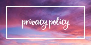 privacy policy radge design