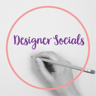 designer socials graphic