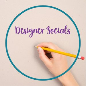designer socials graphics for your social media