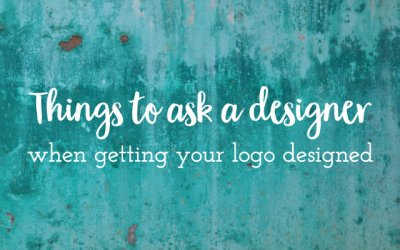 Things to ask a designer when getting your logo designed