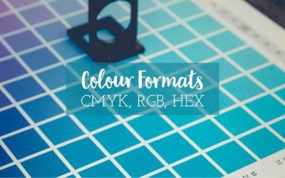 Colour Formats