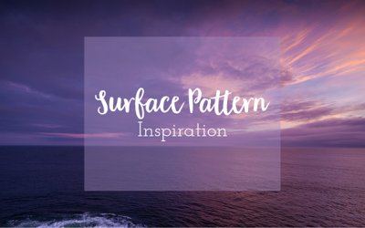 Surface Pattern Inspiration