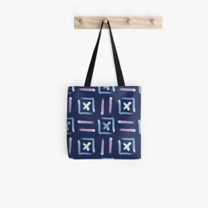 shoreline x tote bag