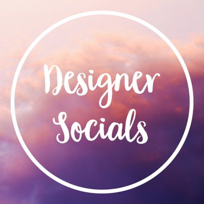 designer socials for your social media graphics