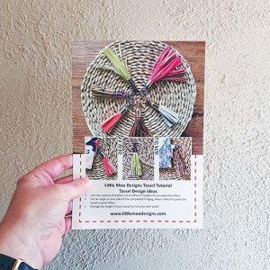 A5 postcard design as a designer on call