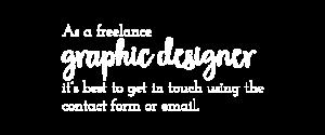 freelance graphic designer broken hill