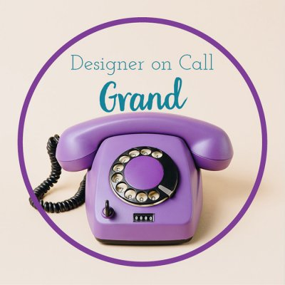 designer on call retainer graphic design service
