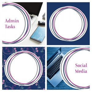 graphic for social media templates