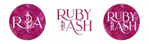 ruby and ash logo variants