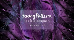 sewing pattern tips for creating PDF sewing patterns
