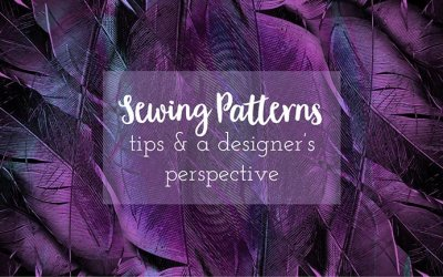 Sewing Pattern Tips | a designers perspective