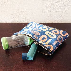 medium pouches perfect for asthma medications