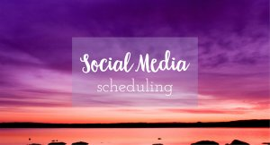 social media scheduling makes life easier
