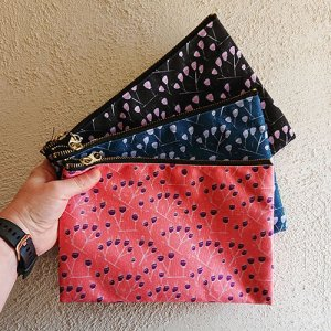 medium pouches perfect as a grab and go purse