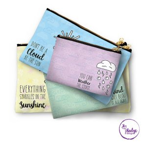 weather sentiments on pouches
