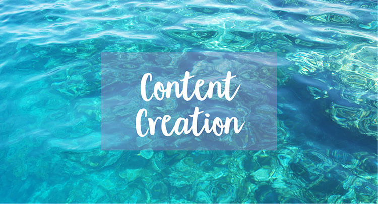 content creation how to be effective with social media
