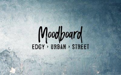 Moodboard: Edgy Urban Street