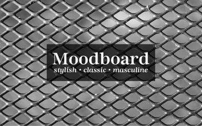 Moodboard: Stylish Classic Masculine