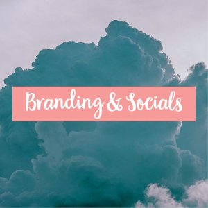 branding with social media graphics