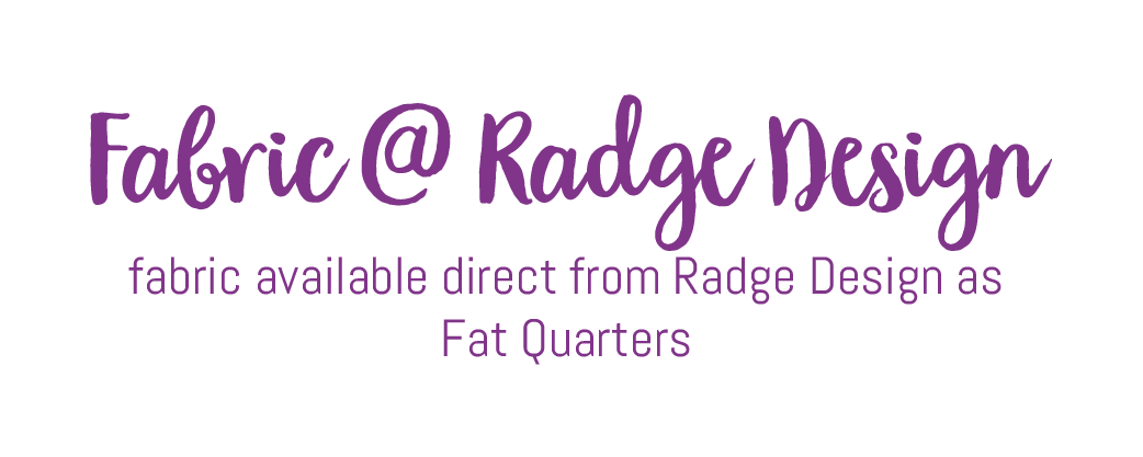 radge design fabric available direct