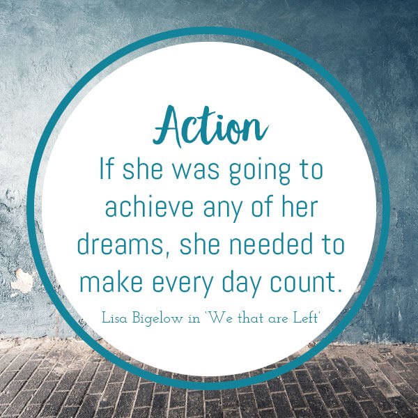action in the a to z of motivating quotes