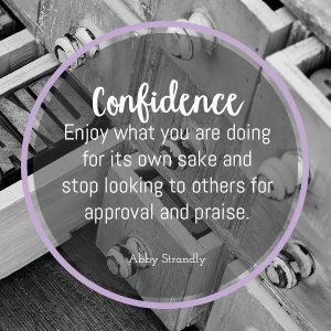confidence in the a to z of motivating quotes