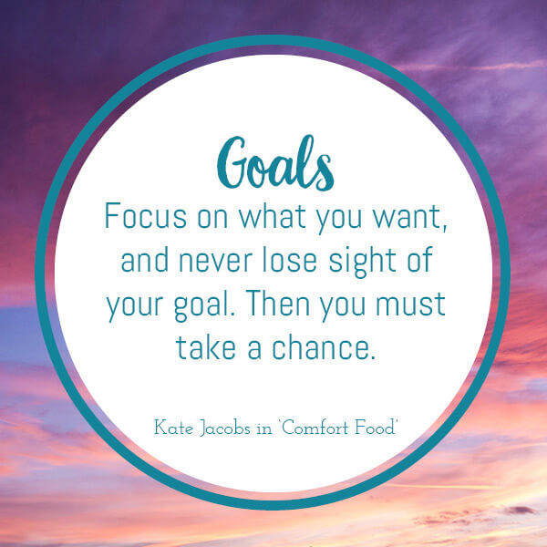 goals focus on what you want to motivate you