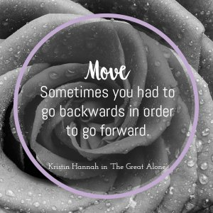 move in the a to z of motivating quotes
