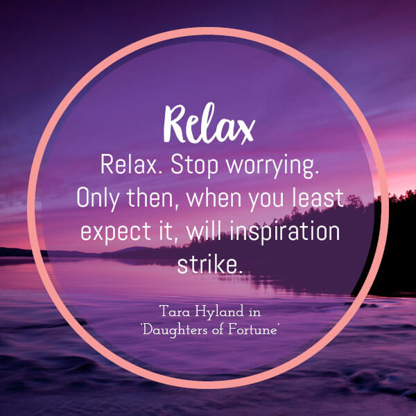 relax in the a to z of motivating quotes