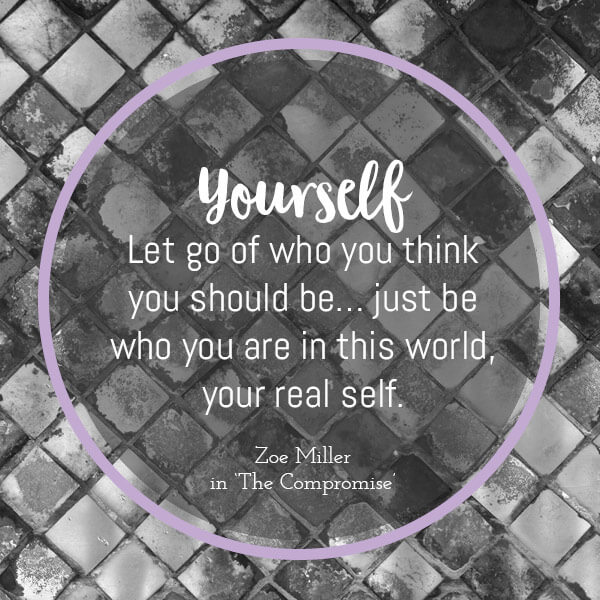 be you and inspire yourself