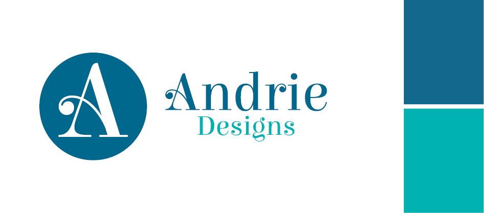 two colour use within branding