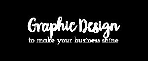 graphic design to make your buiness shine australian graphic designer